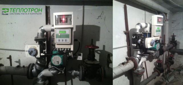 Автоматическое погодное регулирование — Ульяновск